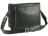 Вместительная мужская сумка Visconti ML23 Carter (black)