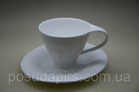 Чашка чайна ( 180 мл) з блюдцем YF224
