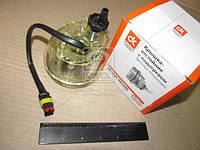 Крышка-отстойник фильтра сепаратора PL270 / 420 с подогревом (24V, 120W)  (производство Дорожная карта ), код запчасти: PL270/420-H120