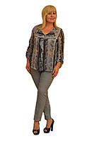 """Блуза """"Сантана"""" - Модель 1434, фото 1"""
