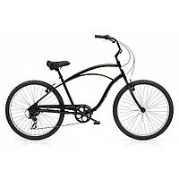 "Велосипед 26"" ELECTRA Cruiser 7D Men's Tall Black"