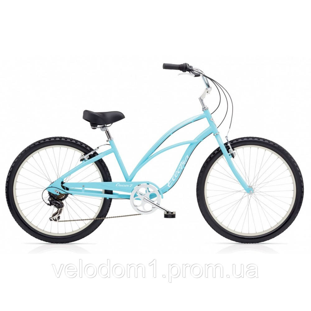 "Велосипед 26"" ELECTRA Cruiser 7D Ladies' Light Blue"