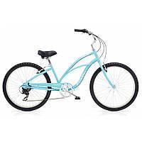 "Велосипед 26"" ELECTRA Cruiser 7D Ladies' Light Blue"