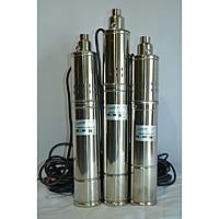 Глубинный погружной насос EUROAQUA  4 QGD 2,5 - 100 - 0.75