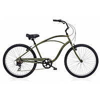 "Велосипед 26"" ELECTRA Cruiser 7D Men's Khaki"