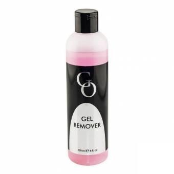 Жидкость для снятия гель-лака GO Gel Remover, 250 мл