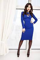 Классическое женское платье midi, фото 1