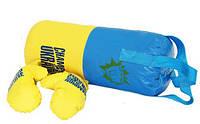 Боксерский набор средний Украина, груша, перчатки