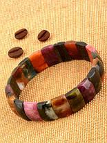 Новые браслеты из редких камней высокого качества!
