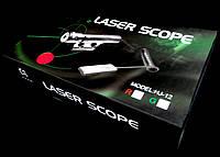 Лазерный целеуказатель HJ-12 (красный луч)