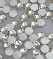 Стразы средние YRE 3мм цвет crystal в банках /50шт  YRE-КО2391 /0-1