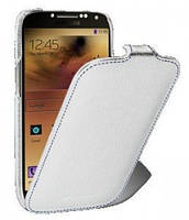 Флип-чехол Melkco для Samsung Galaxy s4 i9500 белый