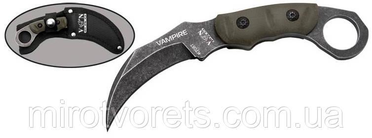 Нож керамбит Viking Nordway VAMPIRE K708T