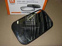 Зеркало боковое КАМАЗ 320х185 сферическое (с подогревом)  (производство Дорожная карта ), код запчасти: DK-5012H