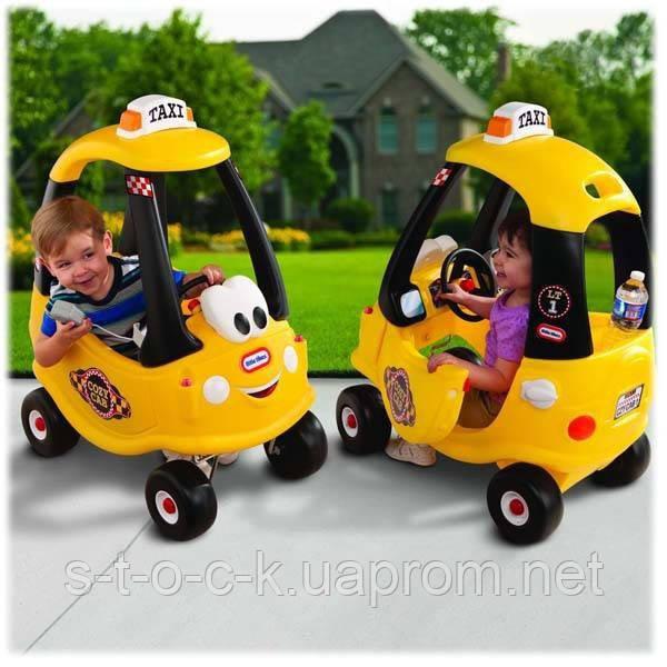 Машинка Такси Little Tikes 172175