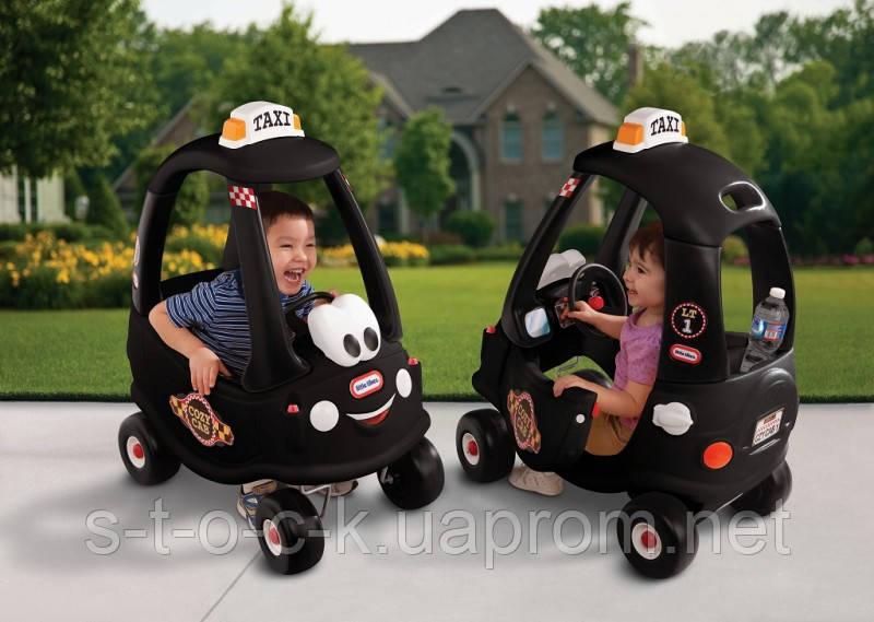 Детская машина-каталка Little Tikes Такси 172182 (Литтл Тайкс)