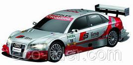 Автомобиль радиоуправляемый - AUDI A4 DTM (серебристый, 1:16)