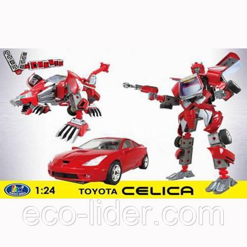 Игровой набор-конструктор V-CREATE (Toyota Celica, 1:24)