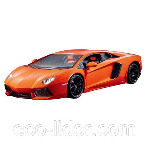 Автомобиль радиоуправляемый - LAMBORGHINI AVENTADOR LP 700-4 (оранжевый, 1:16)