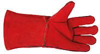 Перчатки КТ для сварки (черные/красные/синие) (61282000) (6 шт./уп.)