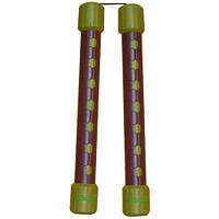Игрушечное оружие серии ЧЕРЕПАШКИ-НИНДЗЯ SOFT - тренировочные нунчаки Микеланджело