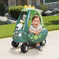 Детская машина-каталка Little Tikes Такси 173073. Дракоша, фото 1