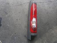 Фонарь задний левый Renault Trafic 07->14 Оригинал б\у