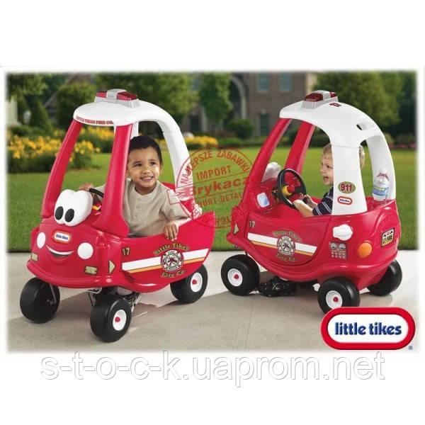 Детская машина-каталка Little Tikes Пожарная машина 172502 (Литтл Тайкс)