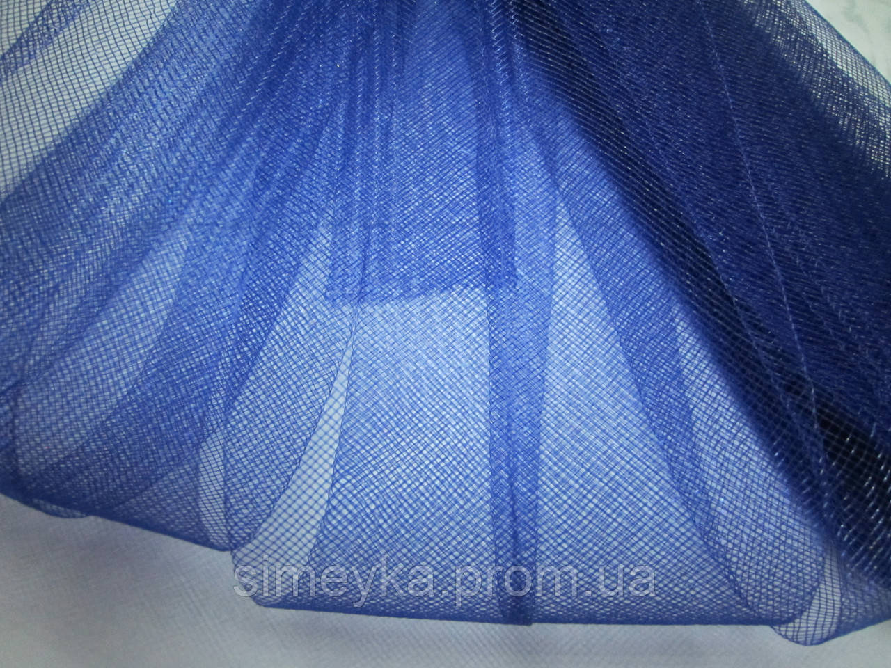 Регилин мягкий (кренолин) плоский 5 см тёмно-синий