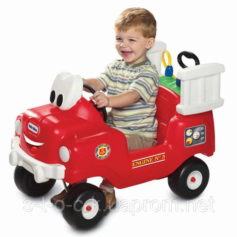 Детская каталка Little Tikes Пожарная машина 616129 (Литтл Тайкс)