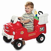 Детская каталка Little Tikes Пожарная машина 616129 (Литтл Тайкс), фото 1