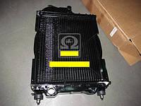Радиатор основной МТЗ с дв. Д-240 (4-х рядный) алюм. (пр-во Россия)