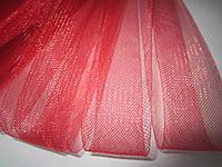 Регилин мягкий (кренолин) плоский 4 см красный