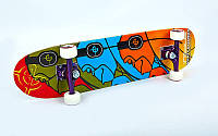 Скейтборд RADIUS 210