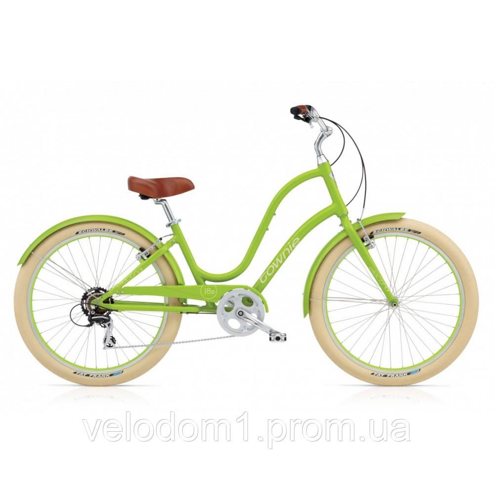 "Велосипед 26"" ELECTRA Townie Balloon 8D Ladies' Lime"