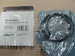 Кольца поршневые 088.00мм (STD) 2,50x2,50x4,00 (RIDER) (производство Rider ), код запчасти: RD 10.12.146