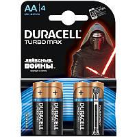 "Батарейка DURACELL AA Turbo Max ""Star Wars"" LR06 MN1500 4 BL"