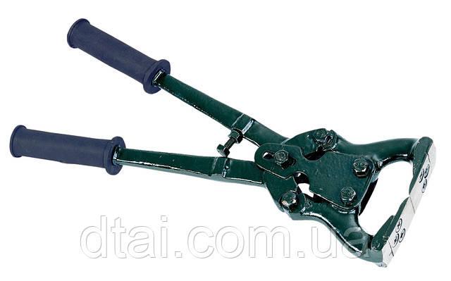 Кусачкипрямые длякопыт с сменными режущими ножами. длина 41 см. Германия