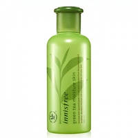 Innisfree Green Tea Moisture Skin Увлажняющий тонер с экстрактом зеленого чая