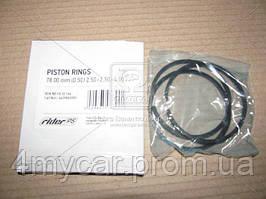 Кольца поршневые 078,00мм (0,50) 2,50x2,50x4,00 (RIDER) (производство Rider ), код запчасти: RD 10.12.166