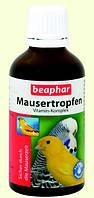 Витамины для попугаев и птиц Beaphar Mausertropfen