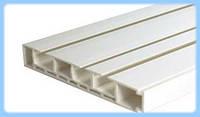 3-полосный потолочный пластиковый карниз для штор ОМУ-3