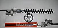 """Насадка """"кущоріз - ножиці"""" на мотокосу, штанга D=28 мм, 9 шліців"""