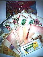 Набор тетрадей 12 листов для девочек
