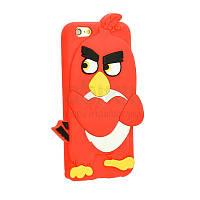 Силиконовый чехол Disney iPhone 5 Angry Birds