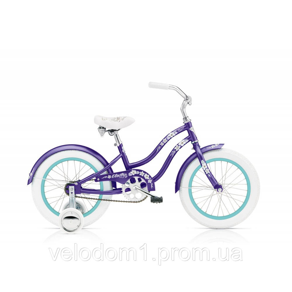 "Велосипед 16"" ELECTRA Hawaii Girl's Purple Metallic"