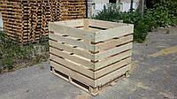 Контейнер овощной, деревянный от 1000шт.- 5% СКИДКА!!!