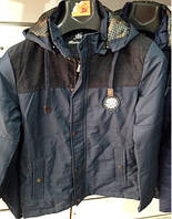 Стильная мужская куртка Saz Blue