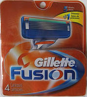 Лезвия Gillette Fusion, 4 Count Cartridge , фото 1