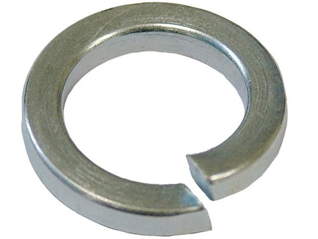 Шайбы пружинные стальные